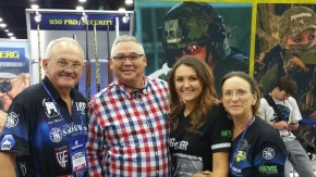 10 Acres of Exhibits at the NRA Annual Meeting in Louisville