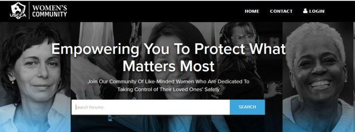 USCCA Women's Community