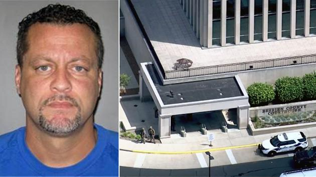 Michigan Courthouse Murderer