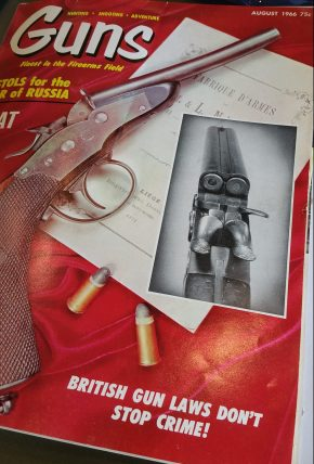 Guns Magazine, August1966