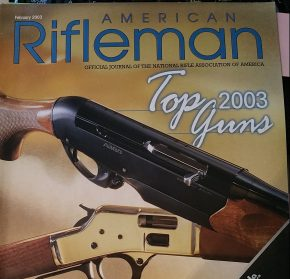 Fun Finds in The American Rifleman from 2003