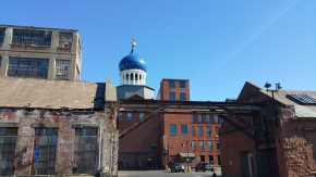 Visiting Coltsville in Hartford and Imagining Colt's Former Greatness