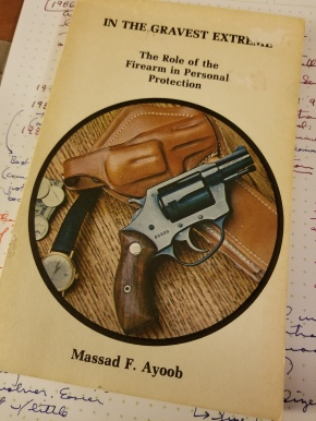 Massad Ayoob on Guns, Early 1980s Edition