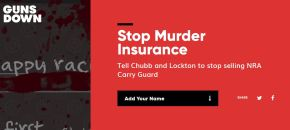 "Apparently the NRA is Now Selling ""Murder Insurance"""