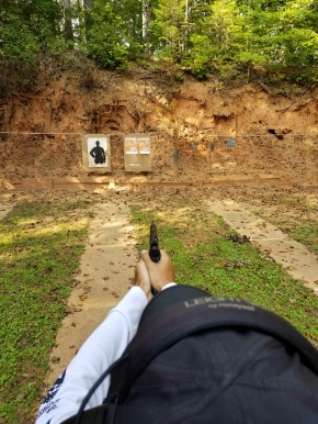 My Trip to the Range with a Cultural Exchange Student fromArgentina