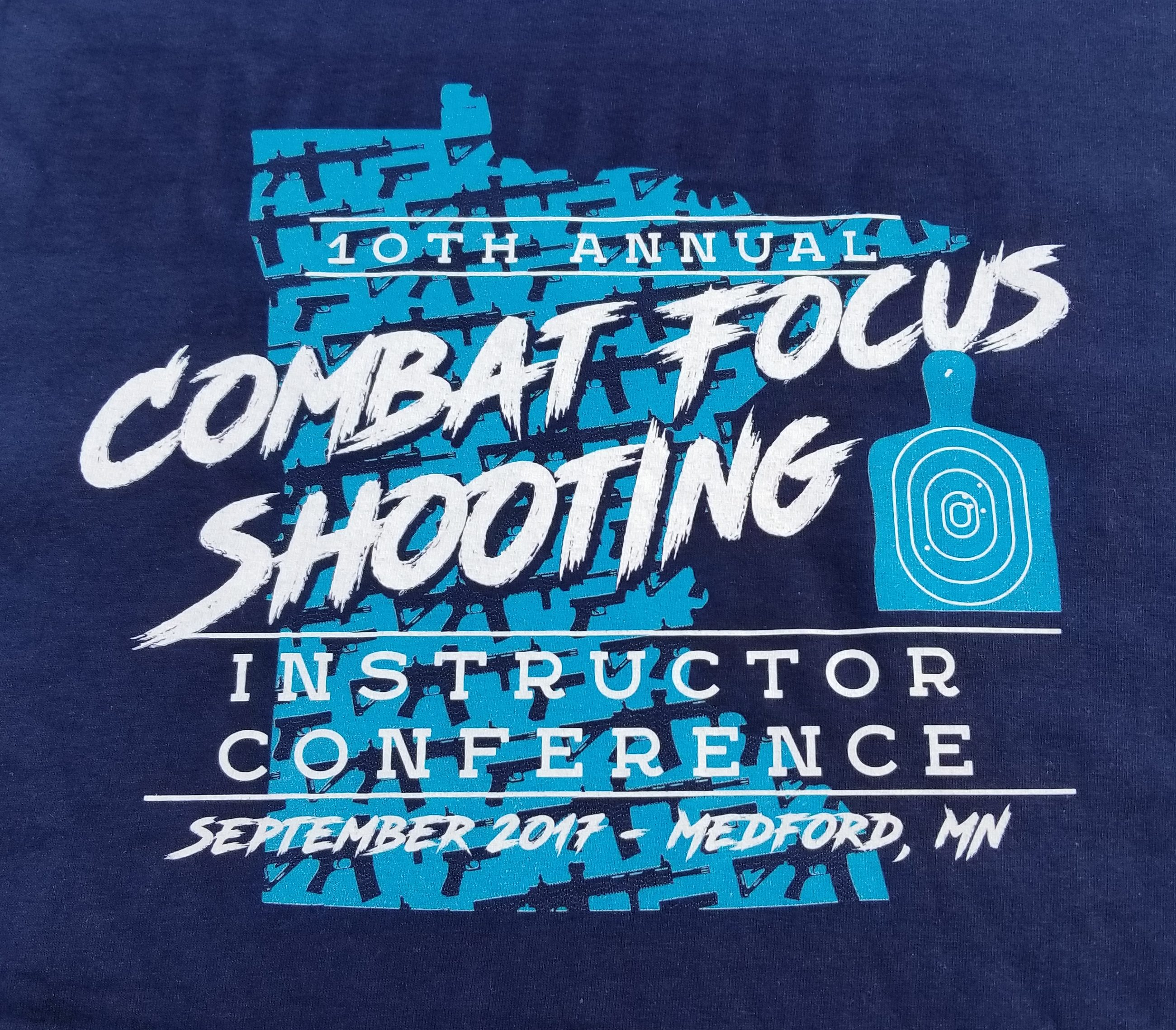 Branding in the Firearms Training Industry, Revisited: Rob Pincus's Combat Focus Shooting