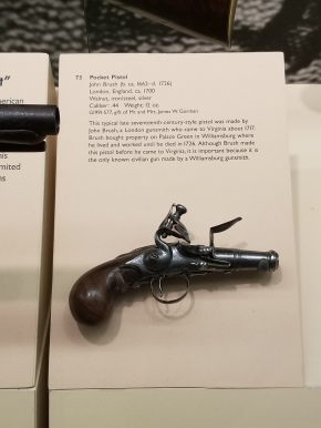 Pocket Pistols: 17th and 18th Century FlintlockEditions