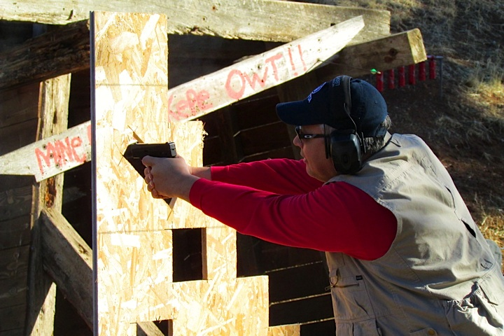 Shoot/No Shoot: Balancing Participation and Observation in Studying Gun Culture
