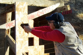 Shoot/No Shoot: Balancing Participation and Observation in Studying GunCulture