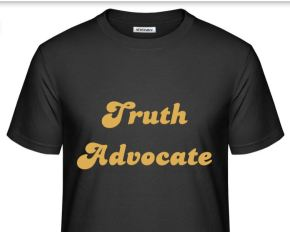 On Being a Gun Advocate vs. TruthAdvocate