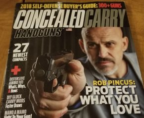 Gun Culture 2.0 on Rob Pincus (Collected Posts)