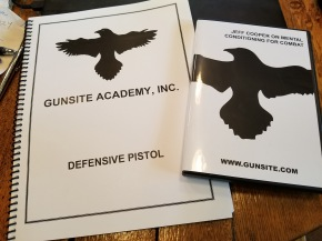 Updating the Modern Technique of the Pistol at Gunsite Academy,2017