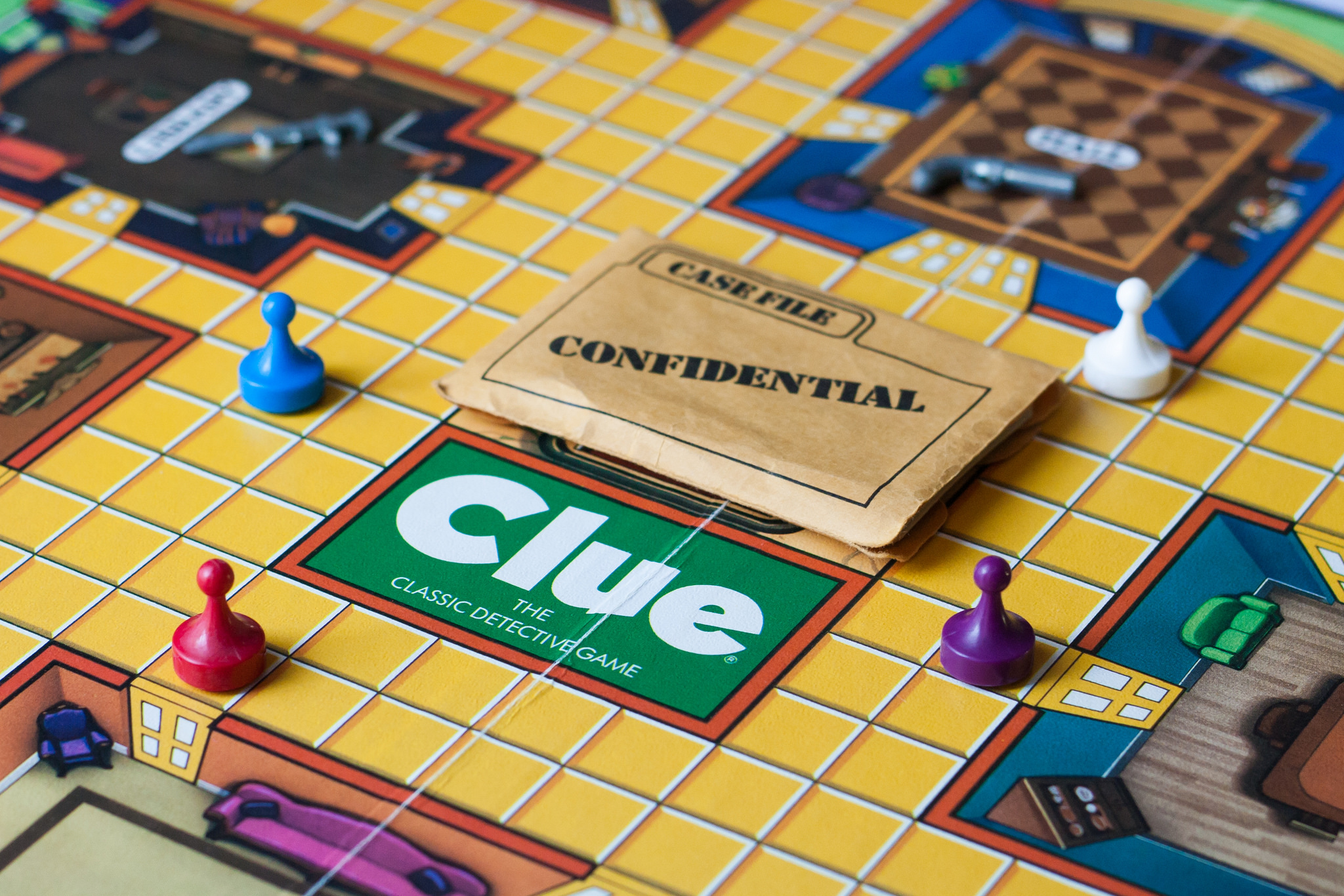 "Playing Tactical ""Clue"" with Gabe Suarez"