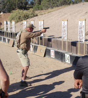 Whither the Weaver Stance and the 1911 Heavy-Duty Self-Loading Pistol at Gunsite?