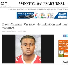 On Race, Victimization, and Violence