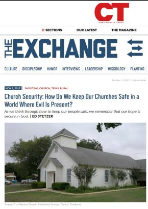 Protecting Houses of Worship, Part 2: OtherResources