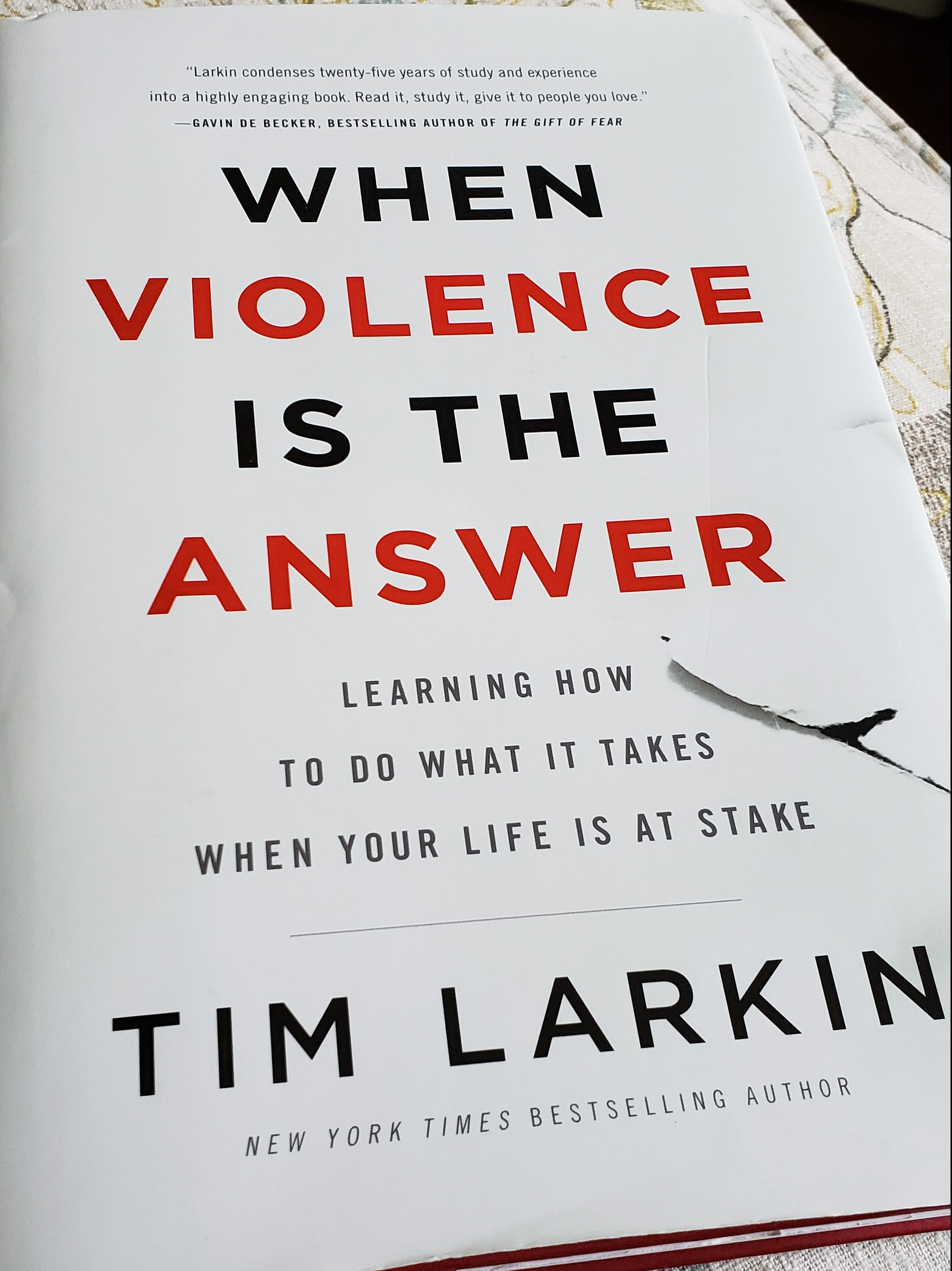 When Violence is the Only Answer