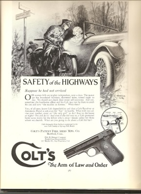 Add a Colt to Your Motoring Equipment