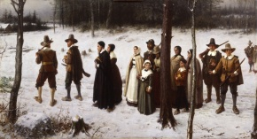 Armed Church Security in ColonialAmerica
