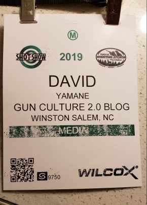Attending the 2019 NSSF SHOT Show in Las Vegas