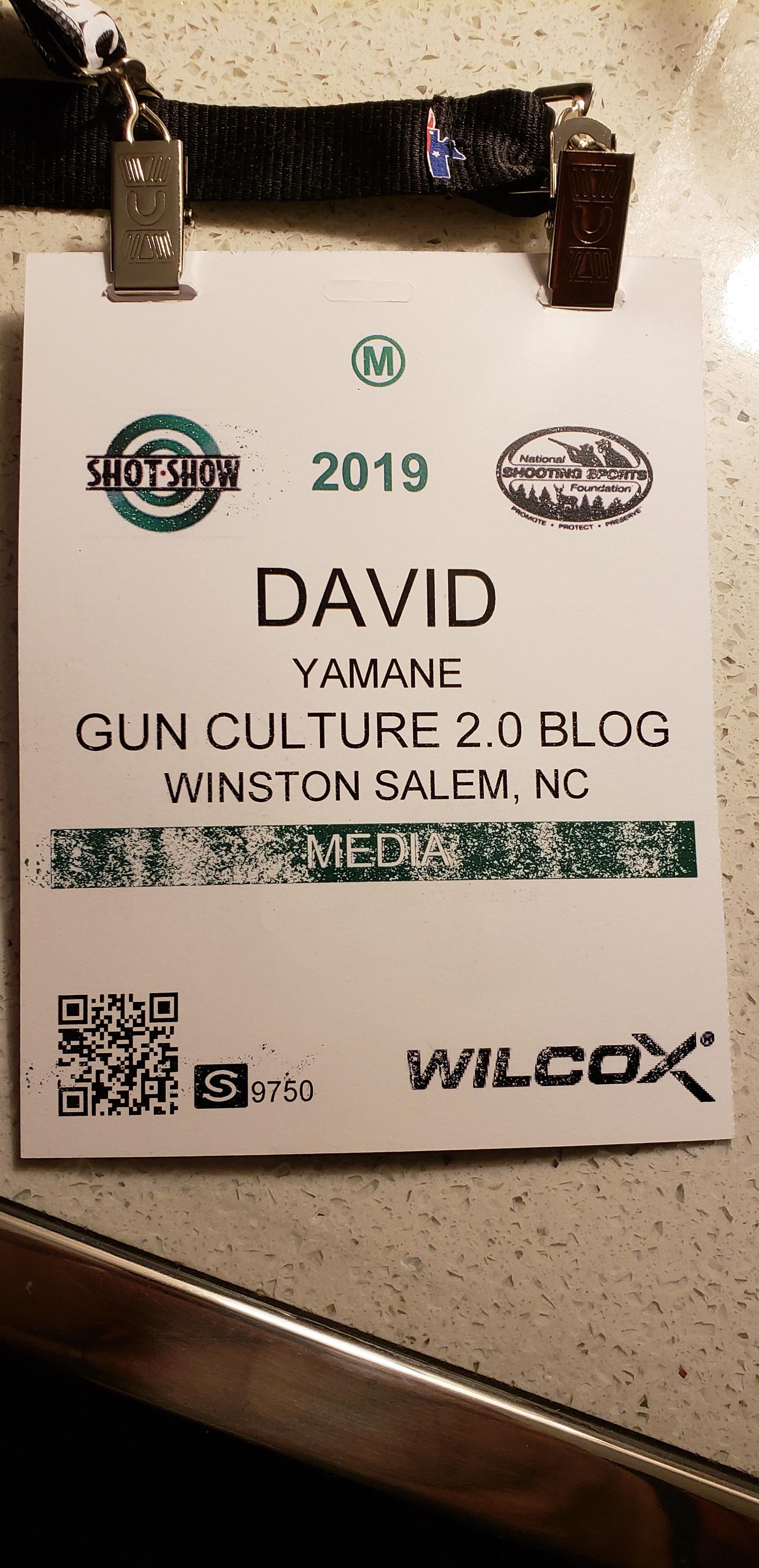 Attending the 2019 NSSF SHOT Show in Las Vegas – Gun Culture 2 0