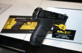 Examining the Mossberg MC1sc Pistol at SHOTShow