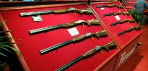Perazzi Shotguns at SHOT Show Fantasy Land