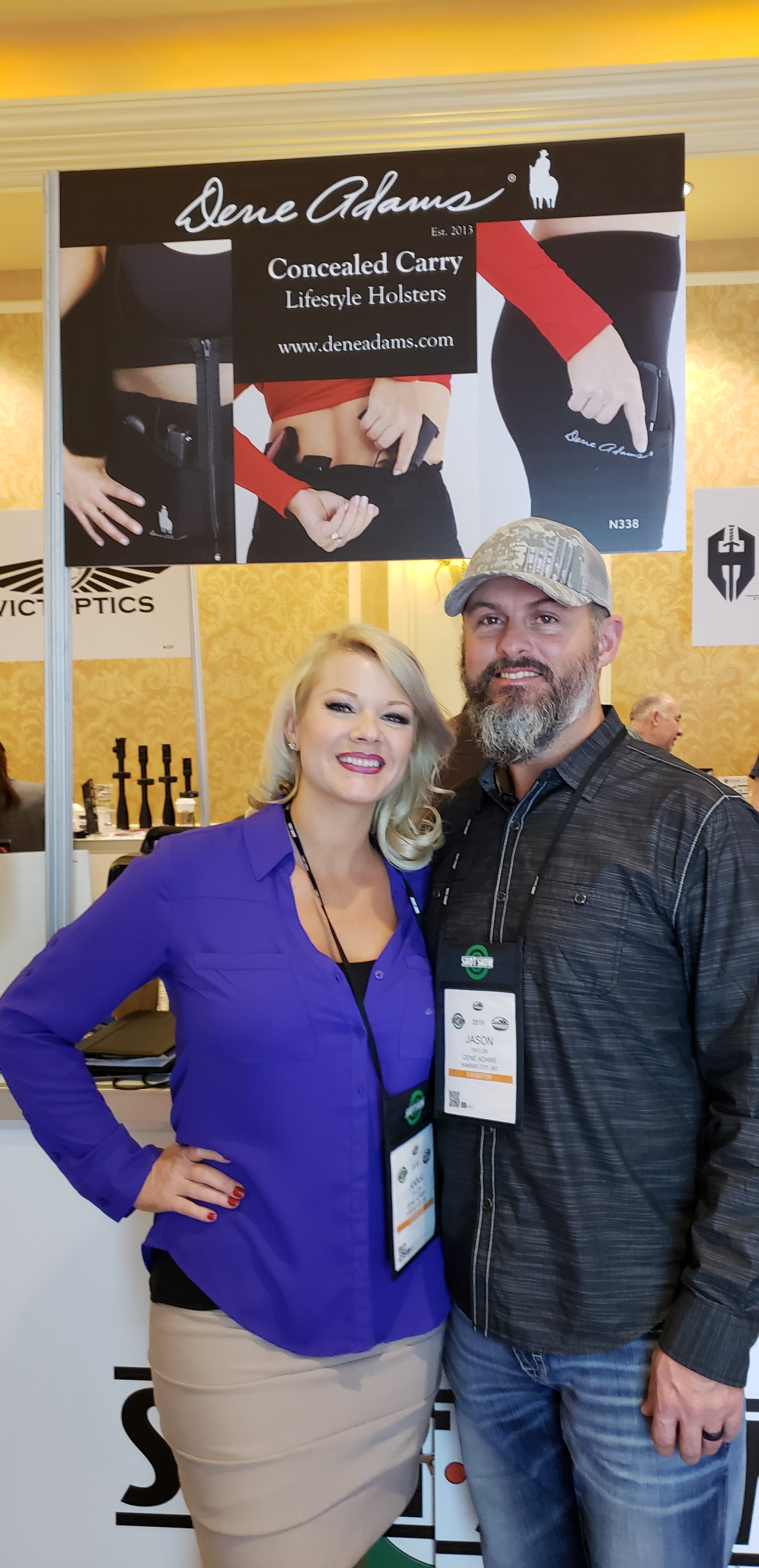 Concealed Carry for Women at 2019 SHOT Show