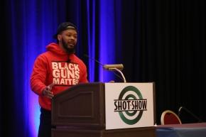Diversifying Gun Culture, Maj Toure, and Black GunsMatter